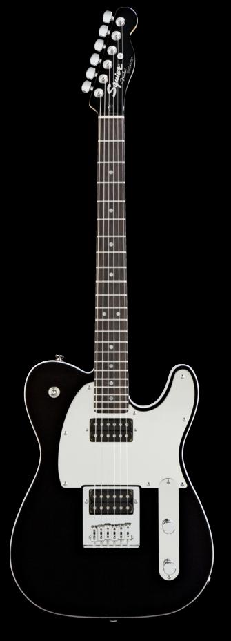 Guitarra en la sala de ensayo